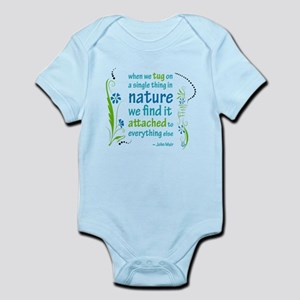 Nature Atttachment Infant Bodysuit